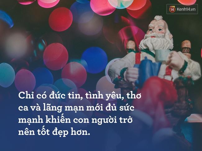 Ông già Noel và niềm tin trẻ thơ vào phép màu đêm Giáng sinh - Ảnh 6.