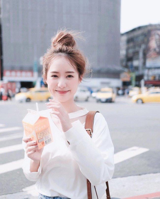 Thay vì chạy theo xu hướng, hot girl Thái lại chỉ trung thành với 6 kiểu tóc quen thuộc này - Ảnh 13.