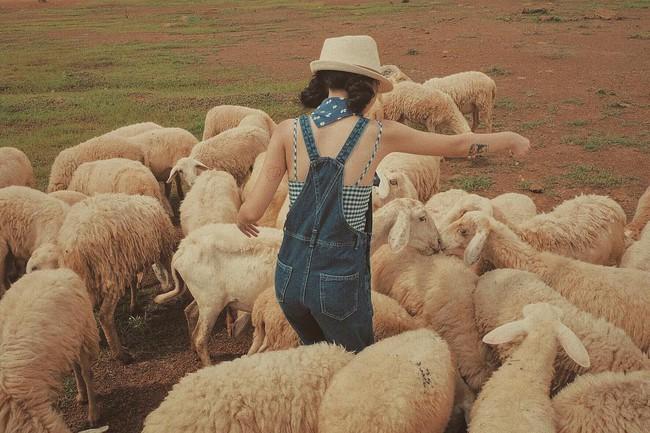 5 kiểu tóc hot nhất trong các kiểu ảnh du lịch của con gái Việt bây giờ - Ảnh 8.