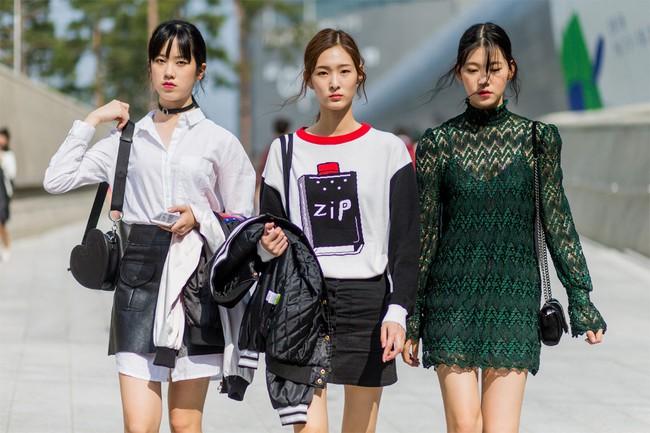 5 xu hướng làm đẹp con gái Hàn lăng xê liên tục tại Tuần lễ thời trang Seoul - Ảnh 16.