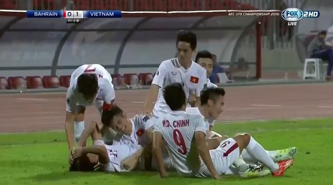 Xem lại bàn thắng lịch sử đưa U19 Việt Nam tới World Cup của Trần Thành - Ảnh 5.
