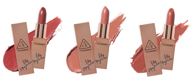 Hot: 3CE bắt tay với Lily Maymac ra mắt dòng son nude siêu đẹp giá chưa đến 400 ngàn VNĐ - Ảnh 8.