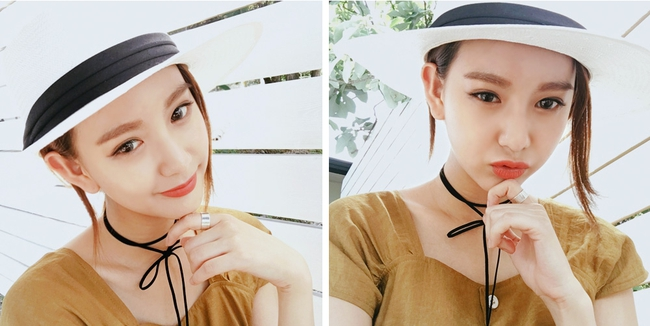 6 combo áo & vòng cổ đang được con gái Việt diện đi diện lại - Ảnh 17.