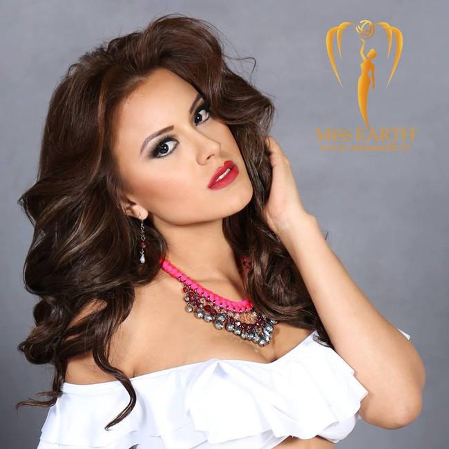 Cận cảnh nhan sắc người đẹp đã đánh bại Nam Em, đăng quang Miss Earth 2016 - Ảnh 5.