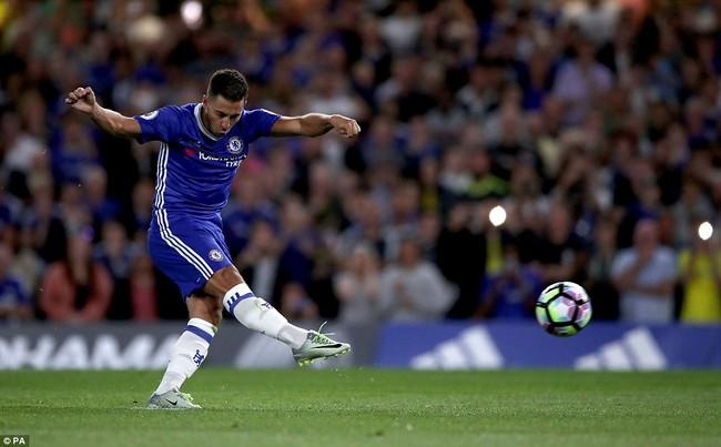 Diego Costa nổ súng phút 89, Chelsea thắng nghẹt thở West Ham - Ảnh 8.