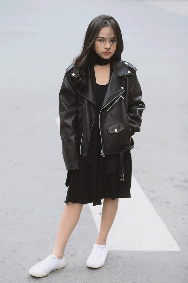 Cô bé 10 tuổi người Việt với phong cách thời trang không kém gì fashionista nhí nước ngoài - Ảnh 6.