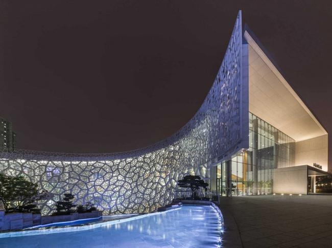 25 công trình kiến trúc độc - lạ - mãn nhãn nhất mọi thời đại - Ảnh 19.