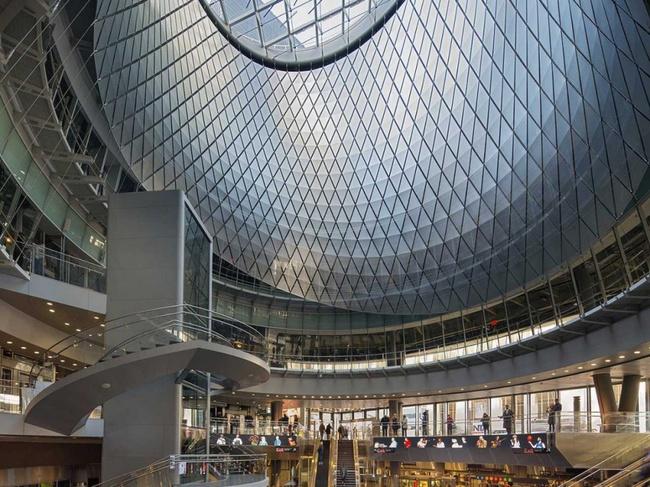 25 công trình kiến trúc độc - lạ - mãn nhãn nhất mọi thời đại - Ảnh 17.