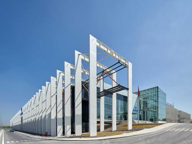 25 công trình kiến trúc độc - lạ - mãn nhãn nhất mọi thời đại - Ảnh 35.