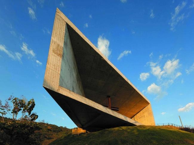 25 công trình kiến trúc độc - lạ - mãn nhãn nhất mọi thời đại - Ảnh 1.