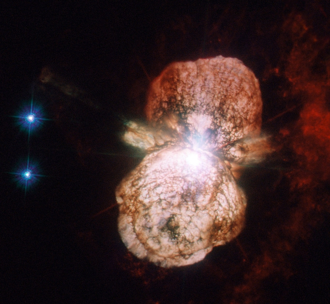 Trận chiến khốc liệt nhất lịch sử vũ trụ lần đầu tiên được ghi lại - Ảnh 1.