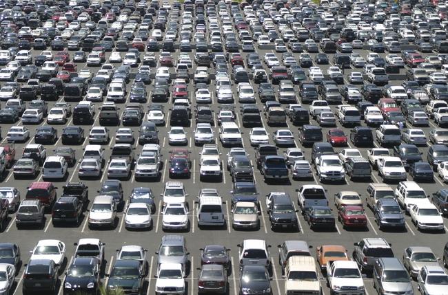Choáng ngợp trước hệ thống đỗ xe tự động - xu thế tất yếu của thế kỷ 21 - Ảnh 1.