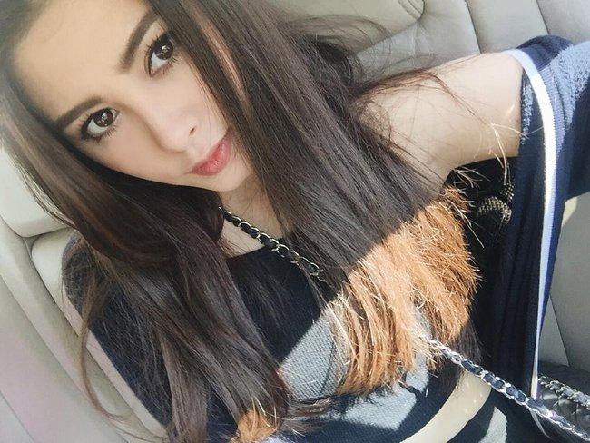 Thay vì chạy theo xu hướng, hot girl Thái lại chỉ trung thành với 6 kiểu tóc quen thuộc này - Ảnh 21.