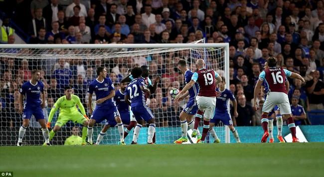 Diego Costa nổ súng phút 89, Chelsea thắng nghẹt thở West Ham - Ảnh 9.