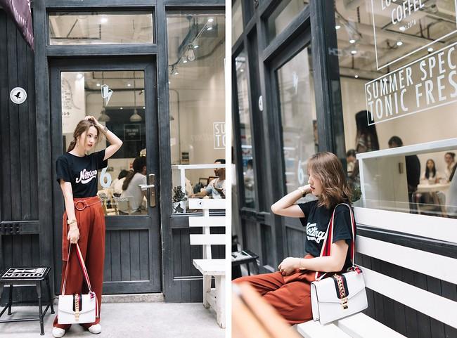 Ngắm street style giới trẻ thế giới, bạn sẽ thấy mặc chất chẳng bắt buộc phải cầu kỳ - Ảnh 6.