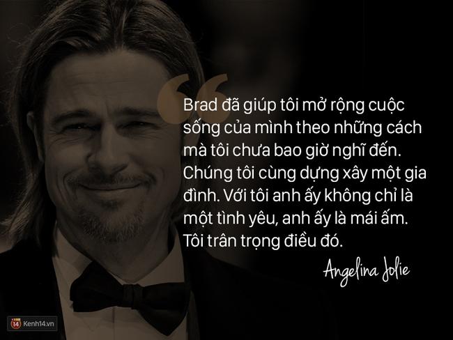 Trước khi ly hôn, Angelina Jolie từng nói về Brad Pitt: Chúng tôi như thể một cặp sinh ra là dành cho nhau - Ảnh 10.