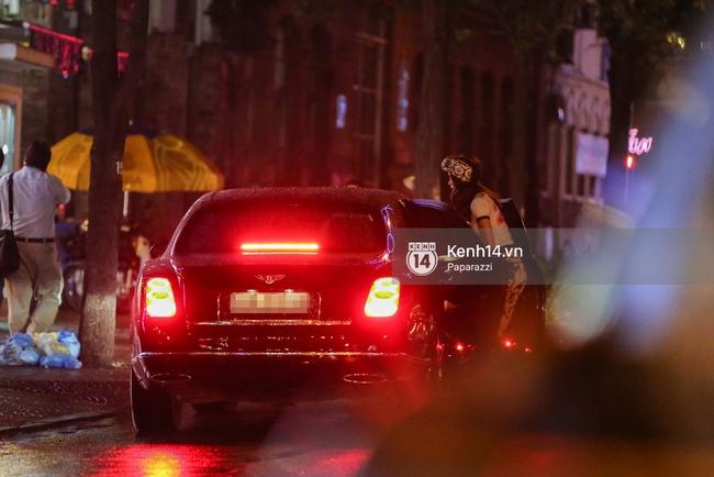 Hồ Ngọc Hà bị bắt gặp lái xe của đại gia Chu Đăng Khoa đi dự sự kiện - Ảnh 7.