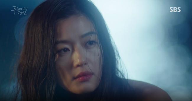 """Blue Sea: """"Thánh bịp"""" Lee Min Ho phát hiện Jeon Ji Hyun là người cá - Ảnh 27."""