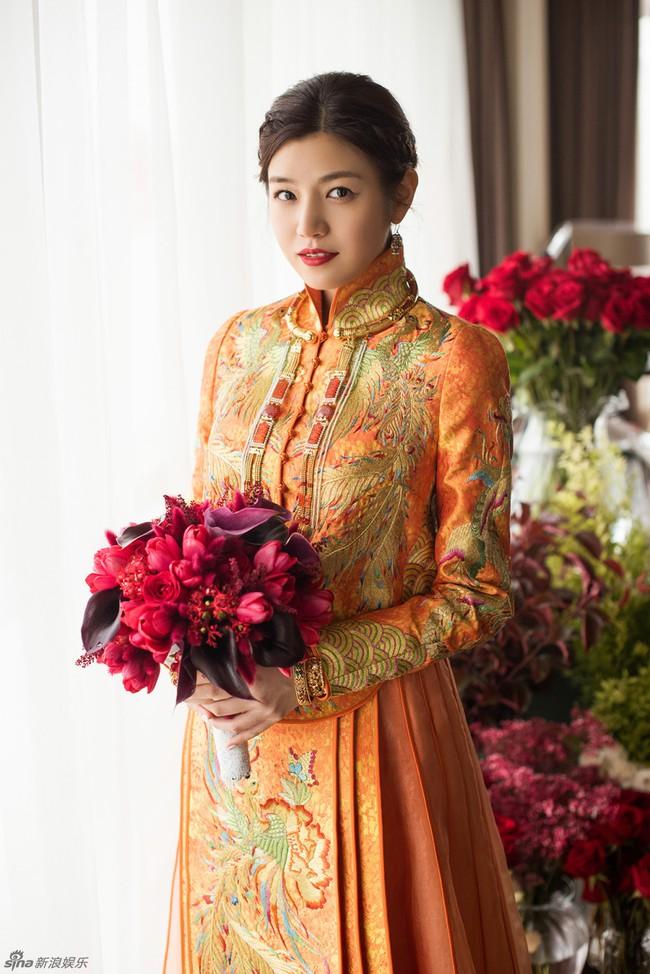Những hình ảnh đẹp ngây ngất của đám cưới Trần Hiểu - Trần Nghiên Hy - Ảnh 10.