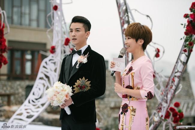 Những hình ảnh đẹp ngây ngất của đám cưới Trần Hiểu - Trần Nghiên Hy - Ảnh 37.
