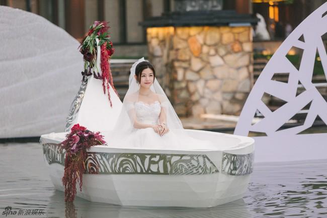 Những hình ảnh đẹp ngây ngất của đám cưới Trần Hiểu - Trần Nghiên Hy - Ảnh 38.