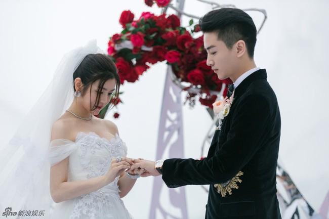 Những hình ảnh đẹp ngây ngất của đám cưới Trần Hiểu - Trần Nghiên Hy - Ảnh 43.