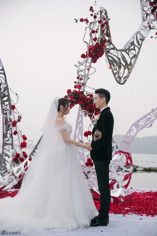 Những hình ảnh đẹp ngây ngất của đám cưới Trần Hiểu - Trần Nghiên Hy - Ảnh 42.