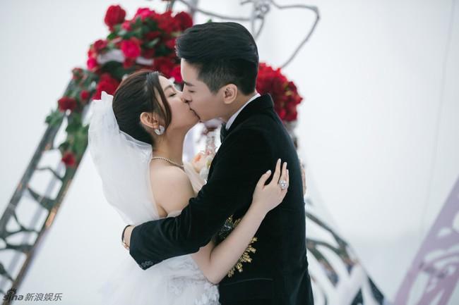 Những hình ảnh đẹp ngây ngất của đám cưới Trần Hiểu - Trần Nghiên Hy - Ảnh 44.