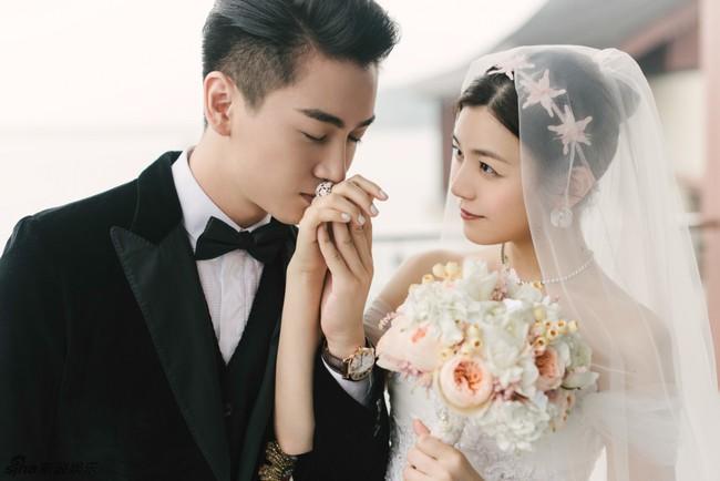 Những hình ảnh đẹp ngây ngất của đám cưới Trần Hiểu - Trần Nghiên Hy - Ảnh 21.