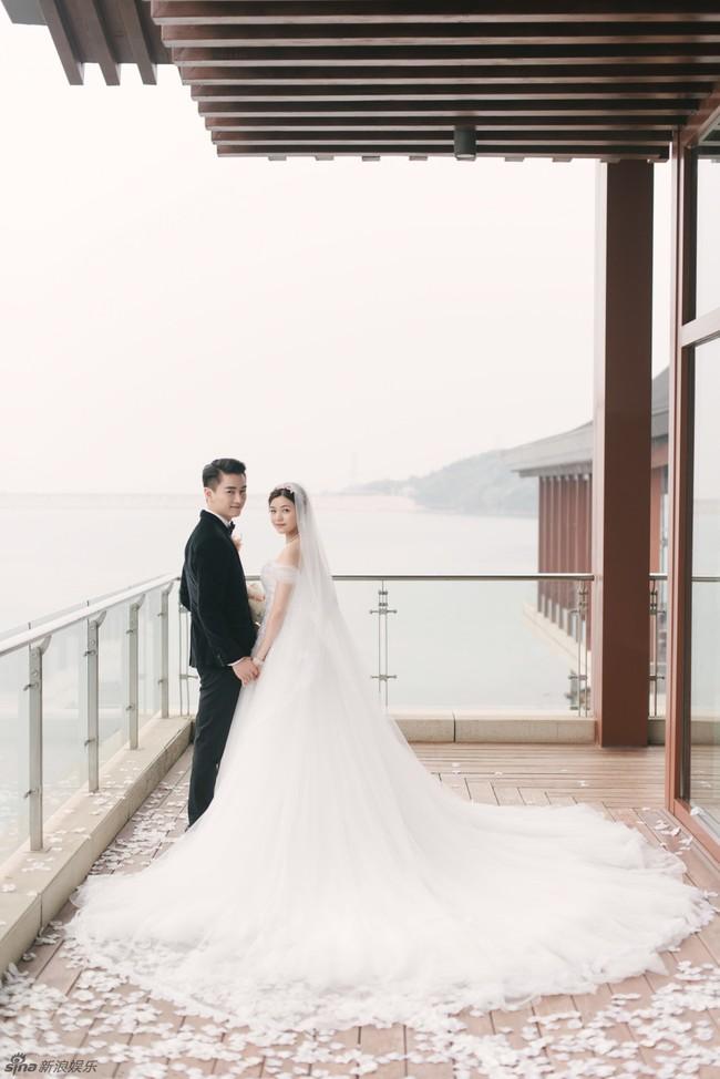 Những hình ảnh đẹp ngây ngất của đám cưới Trần Hiểu - Trần Nghiên Hy - Ảnh 29.