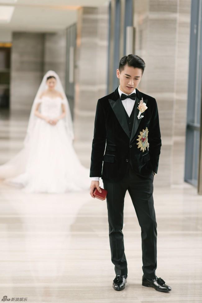 Những hình ảnh đẹp ngây ngất của đám cưới Trần Hiểu - Trần Nghiên Hy - Ảnh 30.