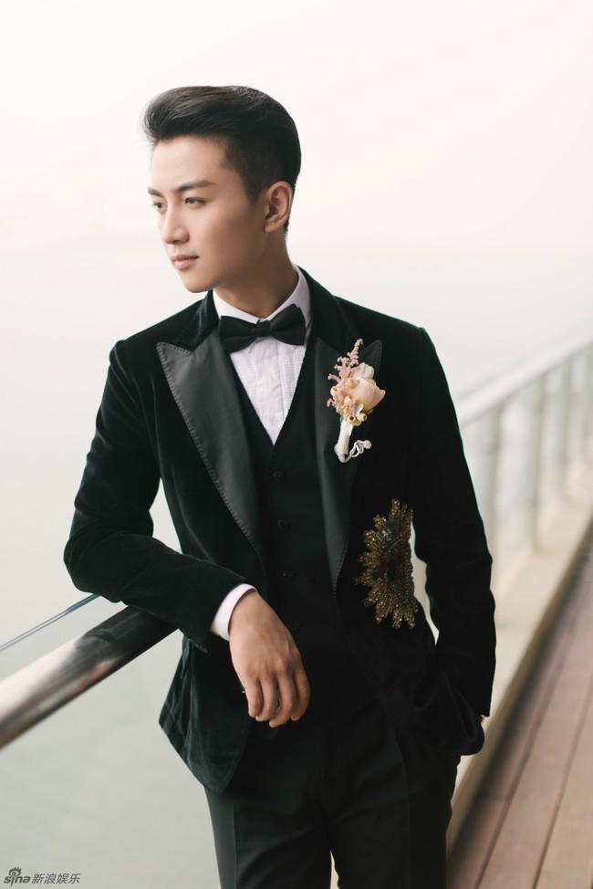 Những hình ảnh đẹp ngây ngất của đám cưới Trần Hiểu - Trần Nghiên Hy - Ảnh 26.