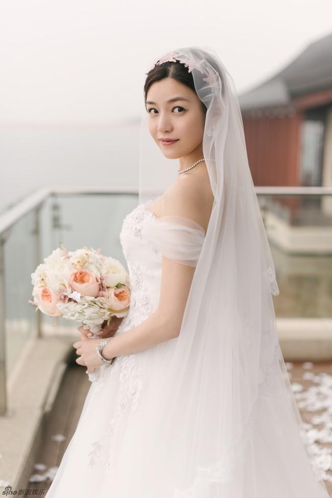 Những hình ảnh đẹp ngây ngất của đám cưới Trần Hiểu - Trần Nghiên Hy - Ảnh 27.
