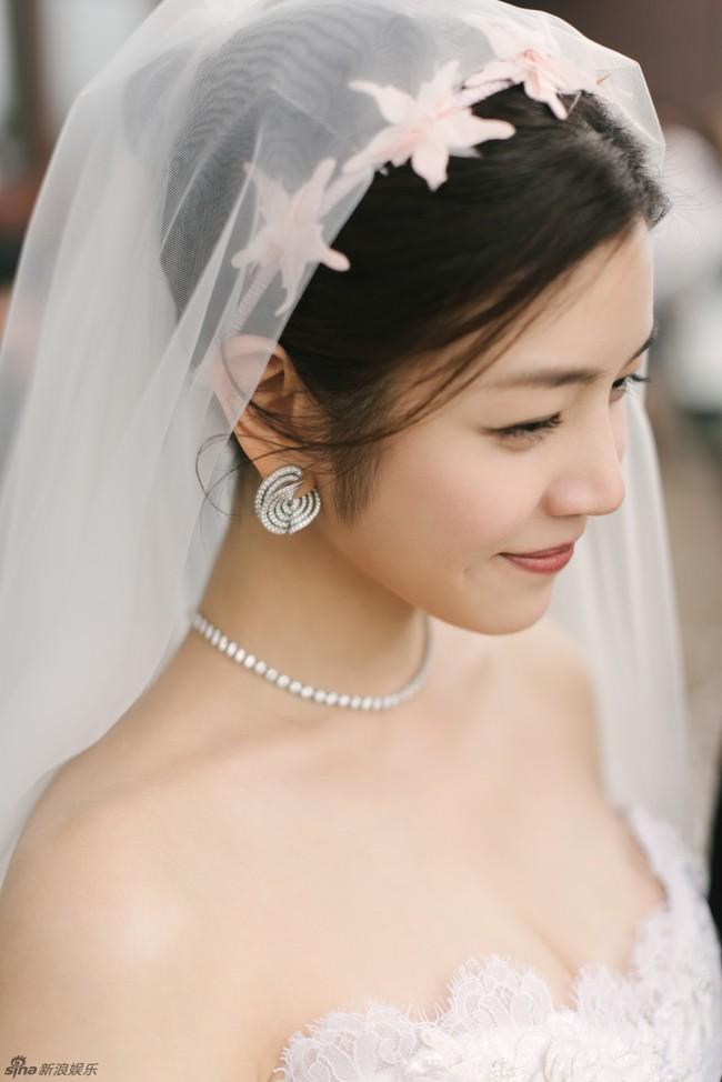 Những hình ảnh đẹp ngây ngất của đám cưới Trần Hiểu - Trần Nghiên Hy - Ảnh 28.