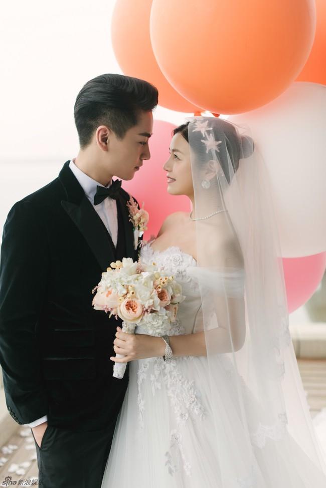 Những hình ảnh đẹp ngây ngất của đám cưới Trần Hiểu - Trần Nghiên Hy - Ảnh 32.