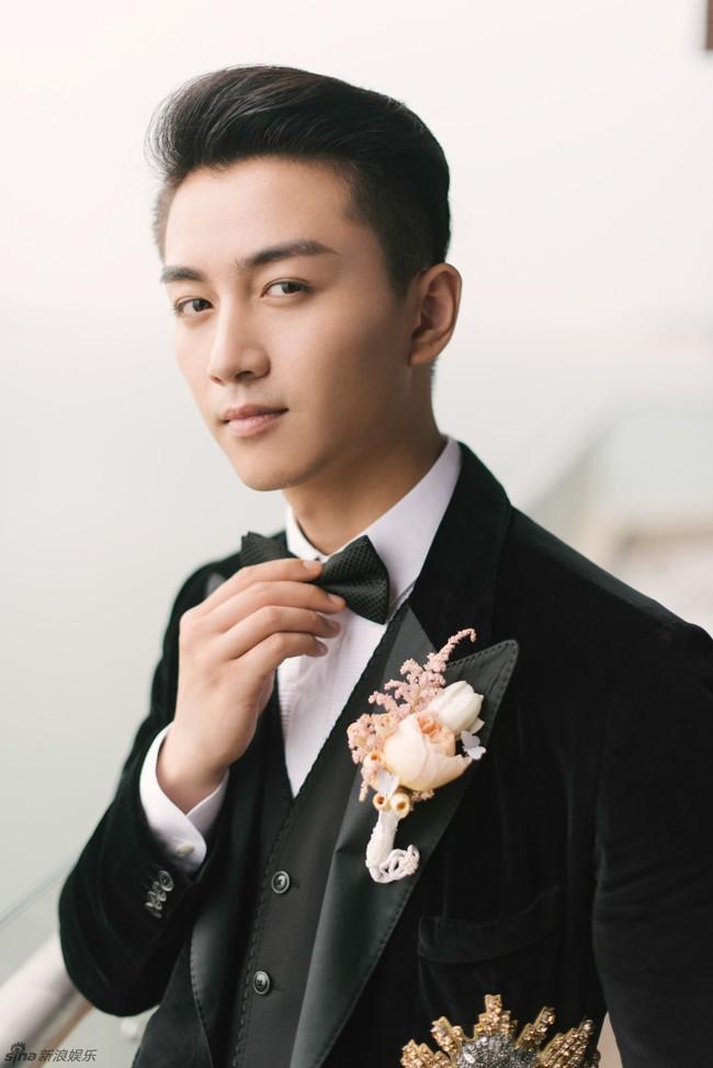 Những hình ảnh đẹp ngây ngất của đám cưới Trần Hiểu - Trần Nghiên Hy - Ảnh 25.