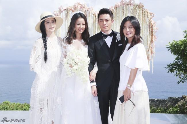 Làng giải trí Hoa ngữ 2016: Đám cưới chóng vánh, ngoại tình thả phanh - Ảnh 4.