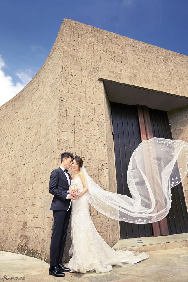 Bộ ảnh cưới của cặp đôi Hoa - Như