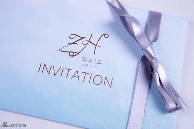 Chu Hiếu Thiên tung thiệp cưới siêu lãng mạn, tháng 9 tổ chức hôn lễ với bạn gái nóng bỏng - Ảnh 1.