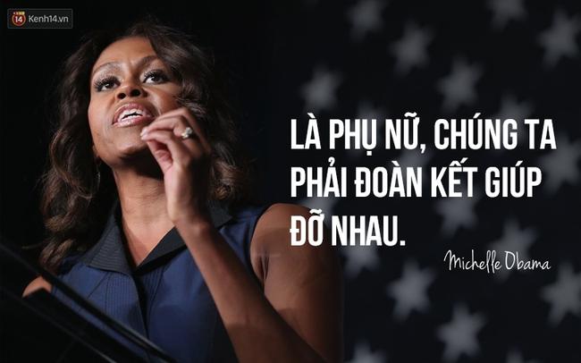 10 câu nói nổi tiếng của bà Michelle Obama truyền cảm hứng cho phụ nữ trên toàn thế giới - Ảnh 3.