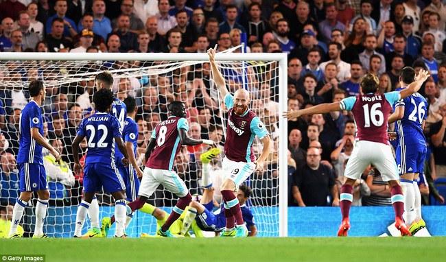 Diego Costa nổ súng phút 89, Chelsea thắng nghẹt thở West Ham - Ảnh 10.