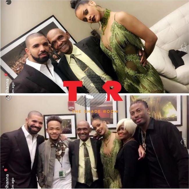 Sau 7 năm chỉ bị xem là bạn, Drake đã tỏ tình với Rihanna trước mặt cả thế giới - Ảnh 20.