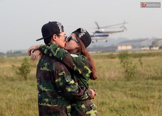Màn cầu hôn của chàng bác sĩ Hà Nội và nữ giảng viên ĐH Kiến Trúc trước khi nhảy dù - Ảnh 9.