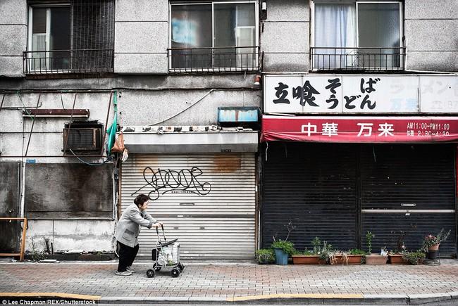 Chùm ảnh cho thấy tinh thần làm việc đáng khâm phục của người cao tuổi Nhật Bản - Ảnh 8.