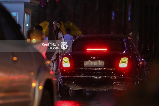Hồ Ngọc Hà bị bắt gặp lái xe của đại gia Chu Đăng Khoa đi dự sự kiện - Ảnh 8.