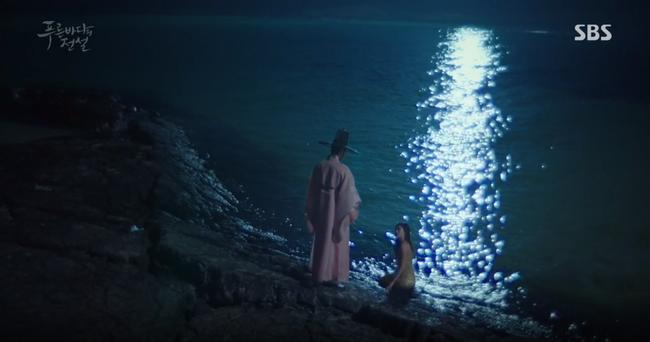 """Blue Sea: """"Thánh bịp"""" Lee Min Ho phát hiện Jeon Ji Hyun là người cá - Ảnh 28."""