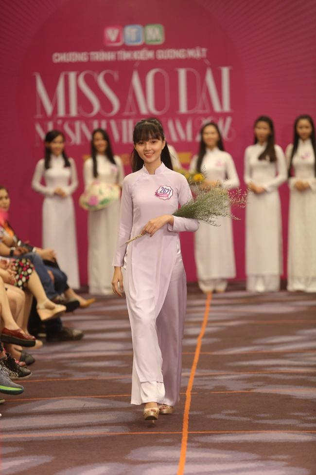 20 nữ sinh xinh đẹp này sẽ tranh tài trở thành Miss Áo Dài Nữ Sinh VN 2016 - Ảnh 9.
