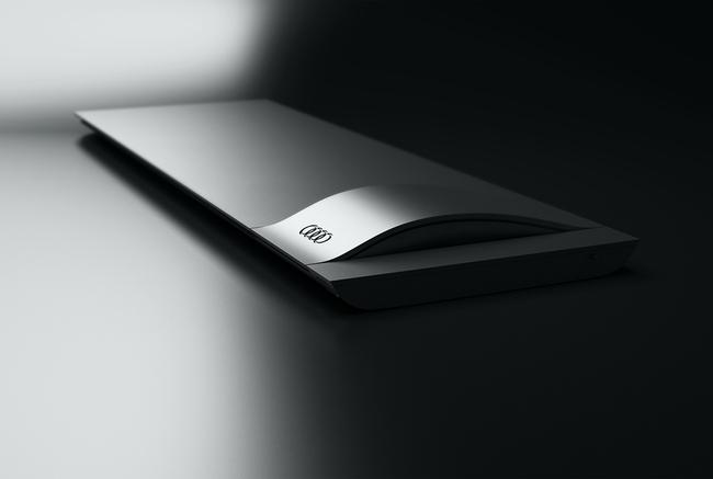 Chiêm ngưỡng tuyệt tác bàn phím Audi sang chảnh khiến bao con tim say ngất ngây - Ảnh 7.
