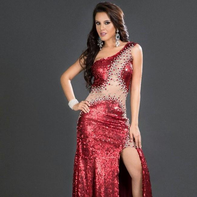 Cận cảnh nhan sắc người đẹp đã đánh bại Nam Em, đăng quang Miss Earth 2016 - Ảnh 10.