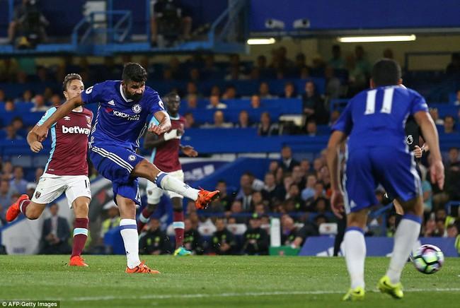 Diego Costa nổ súng phút 89, Chelsea thắng nghẹt thở West Ham - Ảnh 11.